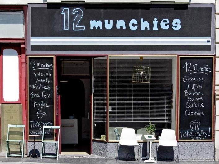 12 Munchies