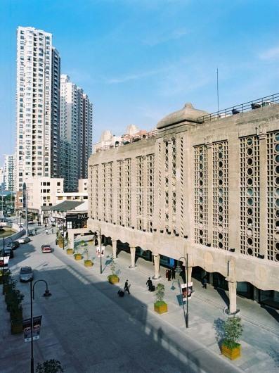 1933 Shanghai 老场坊