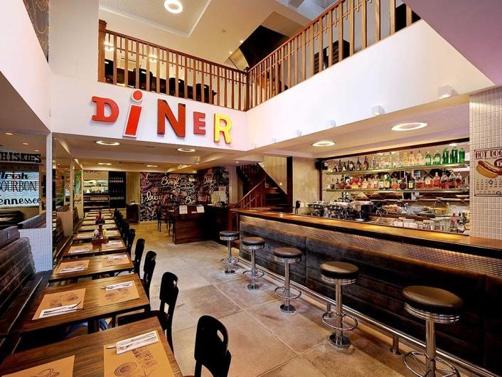 210 Diner, São Paulo, Brazil