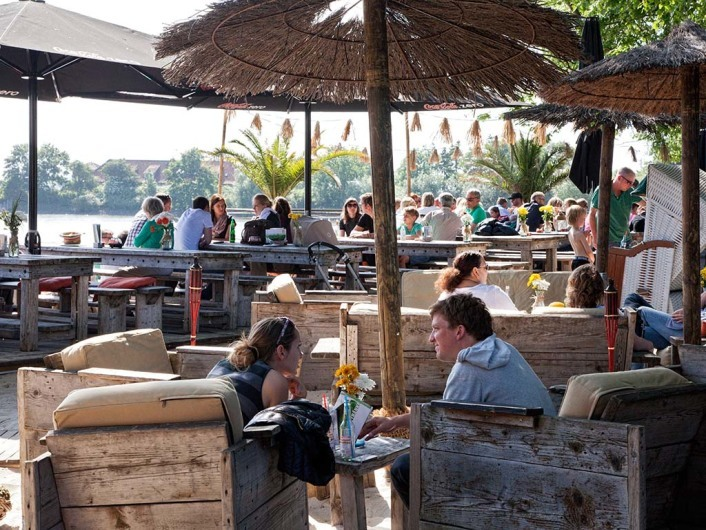 28 Grad Strandbad Wedel