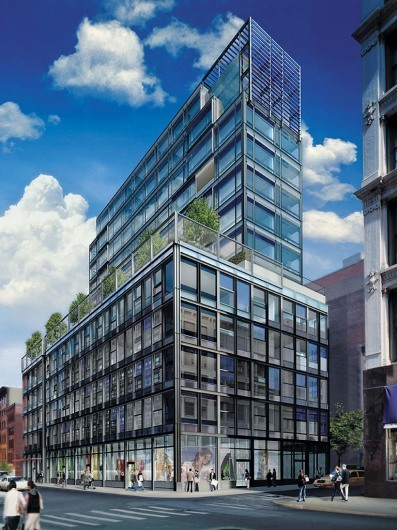 40 mercer residences for Advanced designs inc
