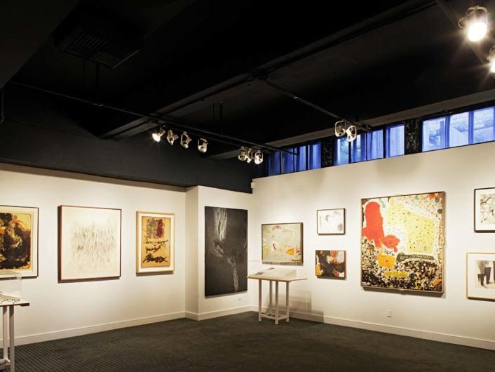 871 Fine Arts, San Francisco, California, USA