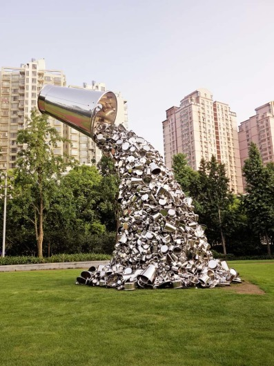 Jing'an Sculpture Park 静安雕塑公园