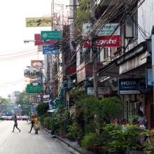 Banglamphu, Bangkok, Thailand