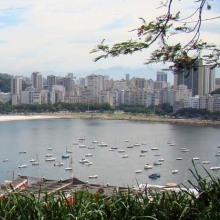 Botafogo, Rio de Janeiro, Brazil, CC BY-SA 3.0