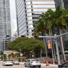 Brickel, Miami, Florida, USA