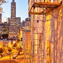 Downtown views San Francisco, Califotnia, USA