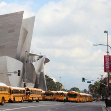 LA Phil Symphonies for School Concert Day 1