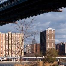 Dumbo - Brooklyn Bridge (NYC)