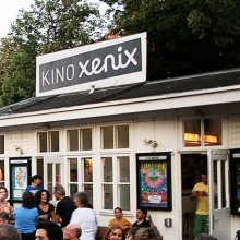 Xenix Kino, Bar