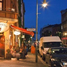 Helvetia Röschti Bar, Berlin, Kreuzberg