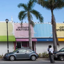 Little Haiti, Miami, Florida, USA