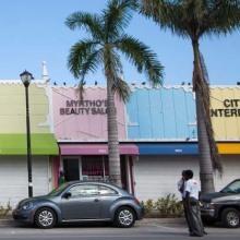 Little Haiti, Miami, Florida, USA
