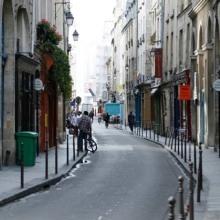 04. Arr. - Le Marais
