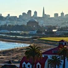 Marina, San Francisco, California, USA