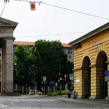 Porta Ticinese / Meda