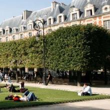 01. Arr. - Louvre