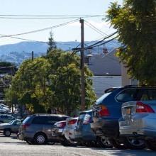 Potrero Hill, San Francisco, California, USA
