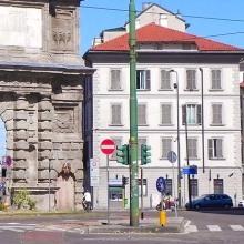 Porta Vittoria / Porta Romana