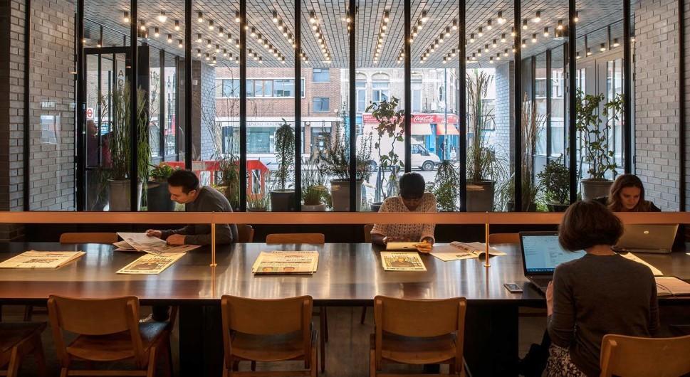 Bauhaus Restaurant New York