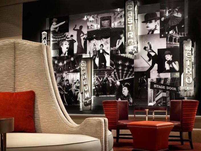 Adagio Hotel, San Francisco, California, USA
