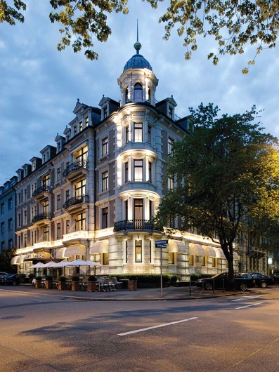 Alden Luxury Suite Hotel, Zurich, Switzerland