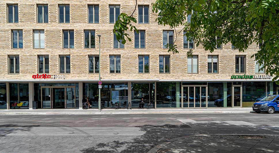 aletto Hotel am Potsdamer Platz