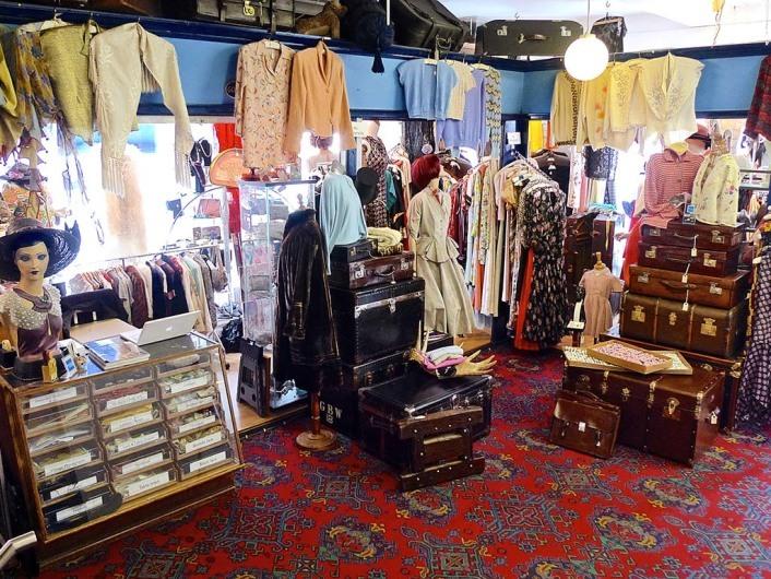 Alfies Antique Market, London, Untied Kingdom
