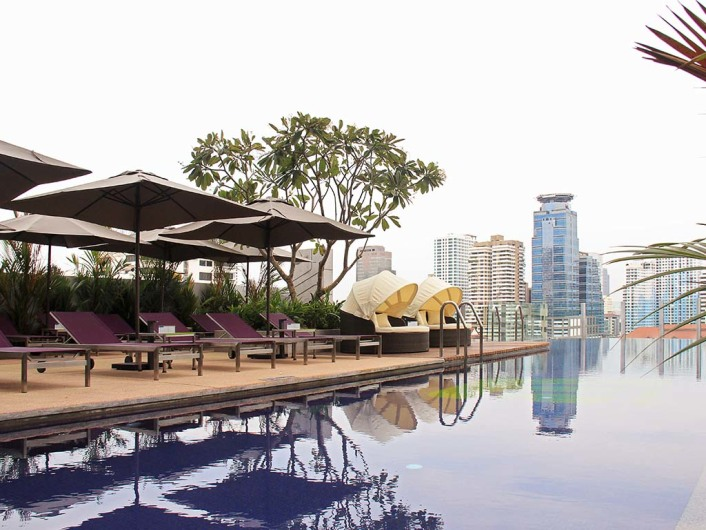 Aloft, Bangkok, Thailand