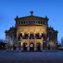 Alte Oper, Frankfurt am Main, Germany