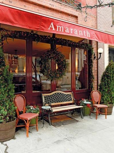 Amaranth (NYC)www.amaranthrestaurant.com