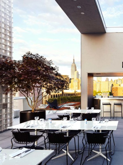 Hôtel Americano Rooftop