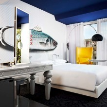 Andaz Hotel, Amsterdam, The Netherlands