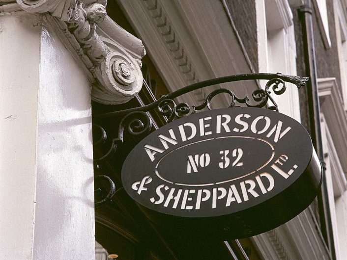 Anderson & Sheppard