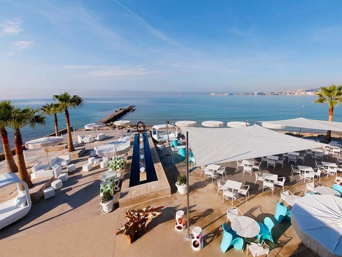 Anima Beach, Palma, Mallorca