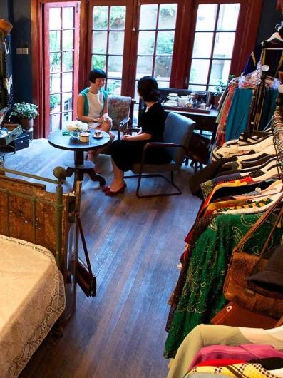Annata Vintage, Shagnhai, China