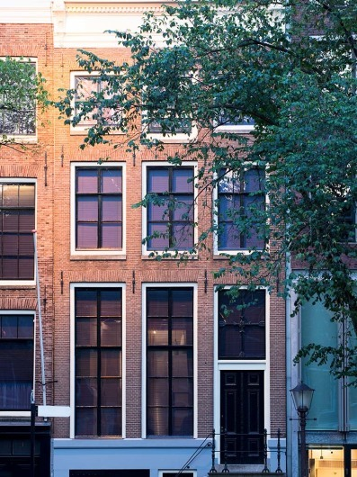 Anne Frank Huis, Amsterdam, The Netherlands