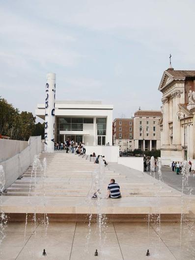 Ara Pacis Museum von Richard Meier (rom)http://www.ara-pacis-museum.com