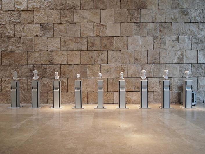 Ara Pacis Museum von Richard Meier - ROMhttp://www.ara-pacis-museum.com