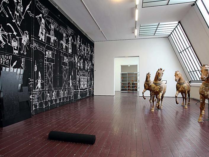 Thyssen-Bornemisza Art Contemporary – Augarten