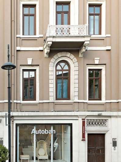 Autoban, Istanbul, Turkey