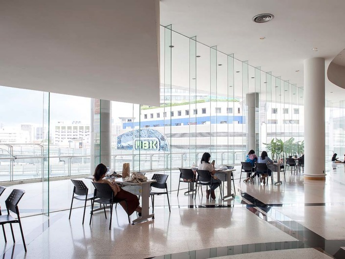 BACC, Bangkok Art & Culture, Bangkok, Thailand