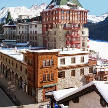 Badrutt's Palace; www.badruttspalace.com
