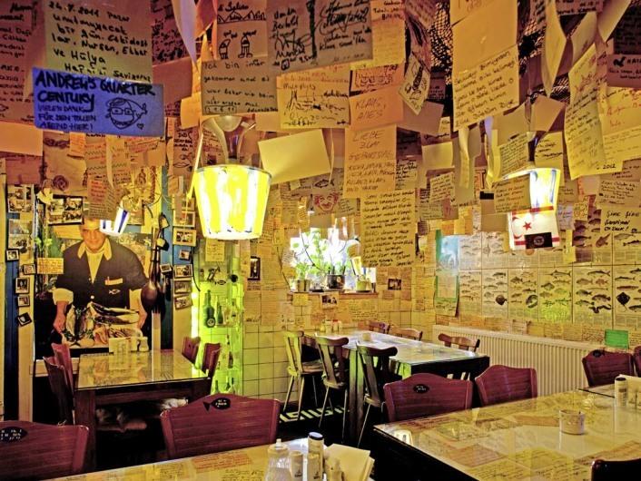 Belikci Ergun Fischrestaurant, Berlin, Germany