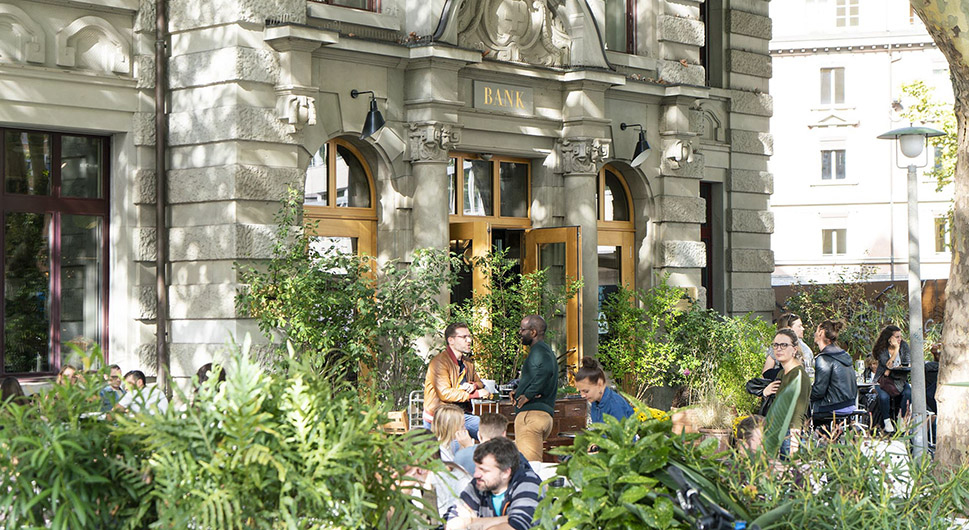 Bank Zürich
