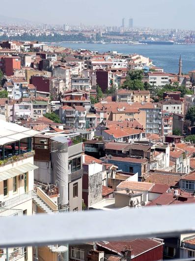 360 Grad, Istanbul, Turkey