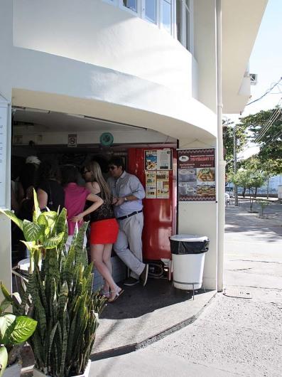 Bar Restaurante Urca, Rio de Janeiro, Brazil