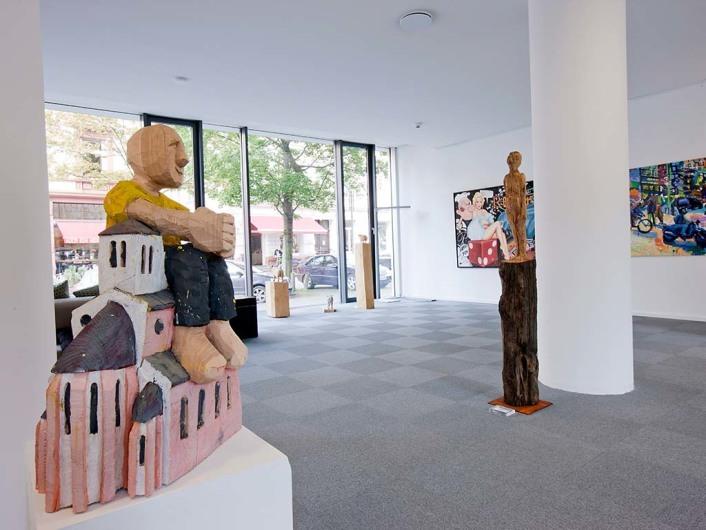 Galerie Barbara von Stechowwww.galerie-von-stechow.com/Frankfurt am Main, 31.8.2011