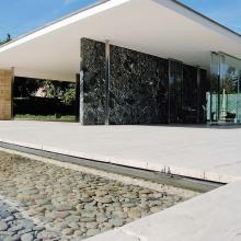 Fundació Mies van der Rohe - Pavelló Mies van der Rohe