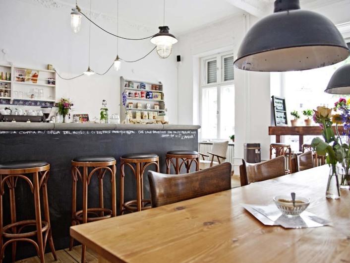 Barettino Café, Neukölln, Berlin, Germany